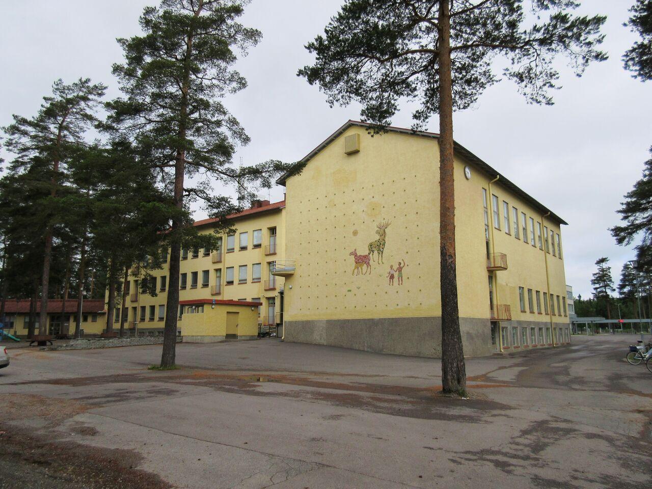 Kuvahaun tulos haulle kärpäsen koulu