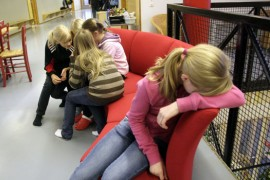 (31.3.2012) Kiusaaminen on tyhmää!