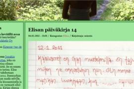 (7.3.2012) 15-vuotiaan Elisan päiväkirja paljasti itsemurhan syyn