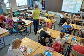 (10.8.2016) Onko väliä, kuinka suuressa ryhmässä lapsesi käy koulua?