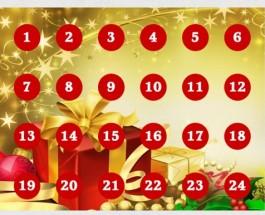 (16.10.2012) Vuoden 2012 joulukalenterin tekijäluokan haku alkanut