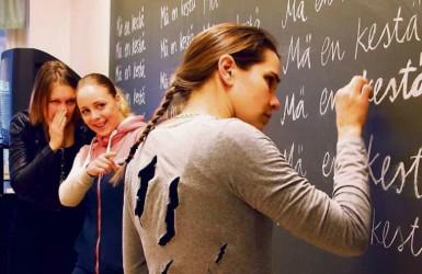 (28.1.2015) Koulukiusaaminen esille uudella tavalla