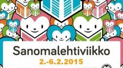 (21.1.2015) Sanomalehtiviikko 2.-6.2.2015